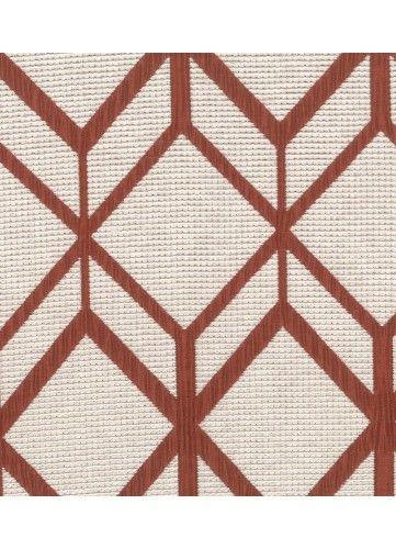 Rideau À Motifs Géométriques Avec Oeillets (Gris Et Noir destiné Rideau Geometrique