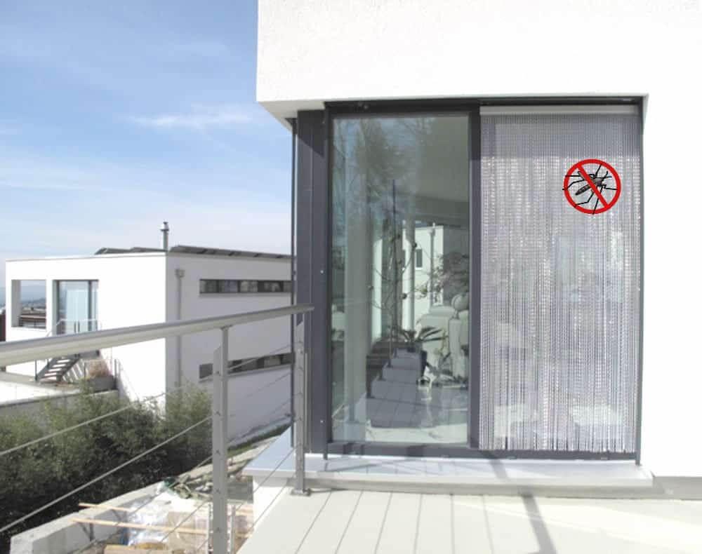 Rideau Anti Mouches Le Plus Efficace pour Rideau De Porte D Entrée Anti Mouche