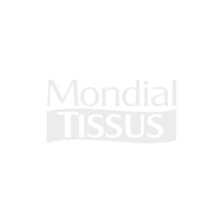 Rideau Bleu Clair Épais À Feuilles Béatrice - Mondial Tissus destiné Rideau Epais