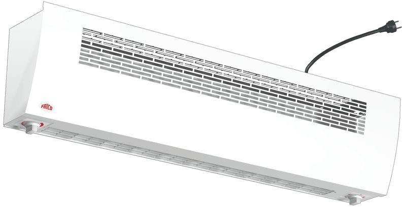 Rideau D'Air Ambiant Électrique Horizontal - Ad103 Frico dedans Rideau Horizontal