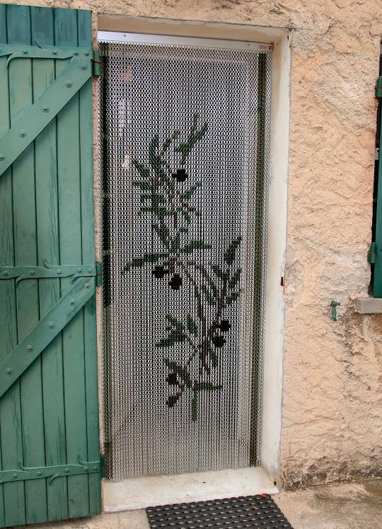 Rideau De Porte Anti Mouches concernant Rideau De Porte D Entrée Exterieure