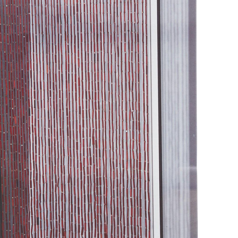 Rideau De Porte Chenille Gifi concernant Rideau Exterieur Plastique