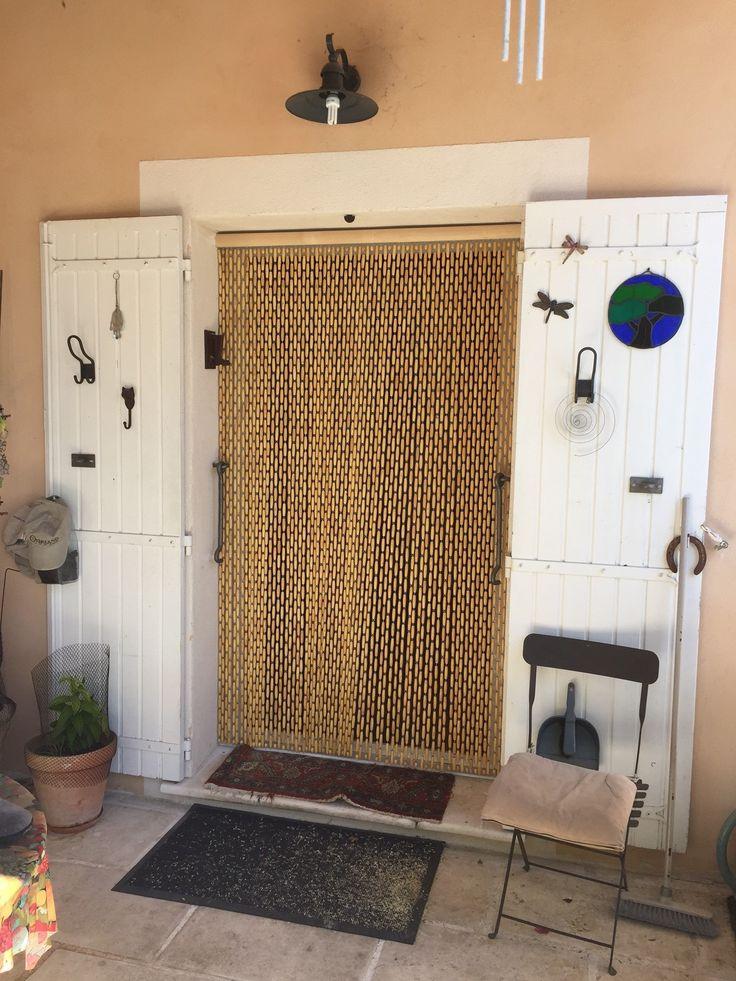 Rideau En Perles De Buis. Patrimoine Provençal destiné Rideau En Perle