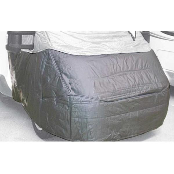 Rideau Isolant Capot Moteur Pour Camping-Car Sur Ducato pour Rideau Isolant Thermique Camping Car