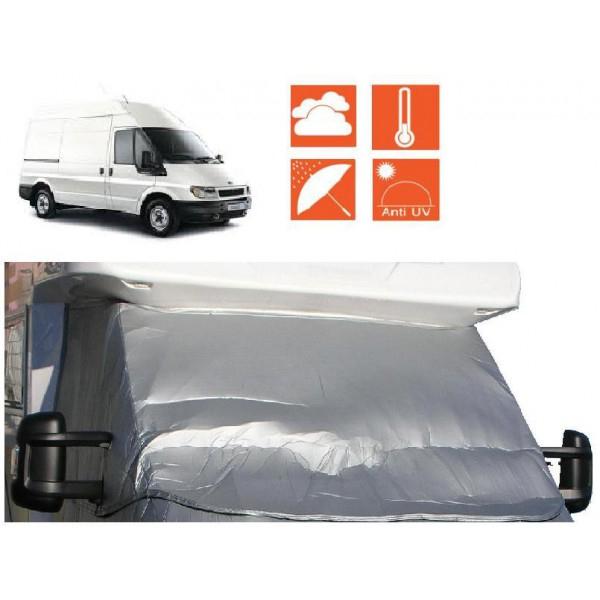 Rideau Isolant Extérieur De Camping-Cars Et Fourgons Sur concernant Rideau Isolant Thermique Camping Car