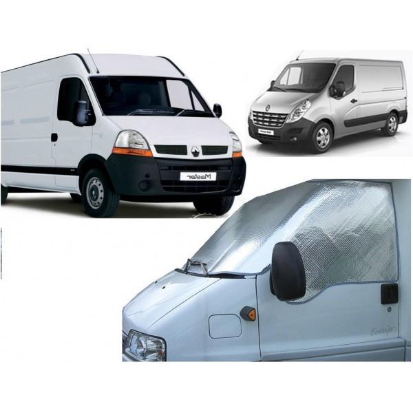 Rideau Isolant Extérieur Pour Fourgon Aménagé Htd Spécial avec Rideau Isotherme Exterieur Camping Car