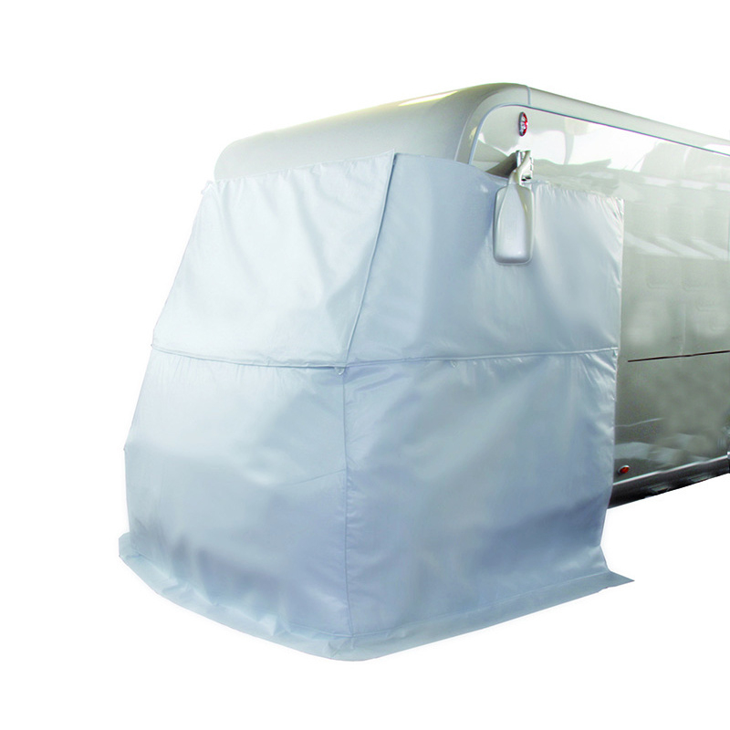 Rideau Isolant Thermique Pour Camping-Car Intégral Knaus serapportantà Rideau Isolant Thermique Camping Car