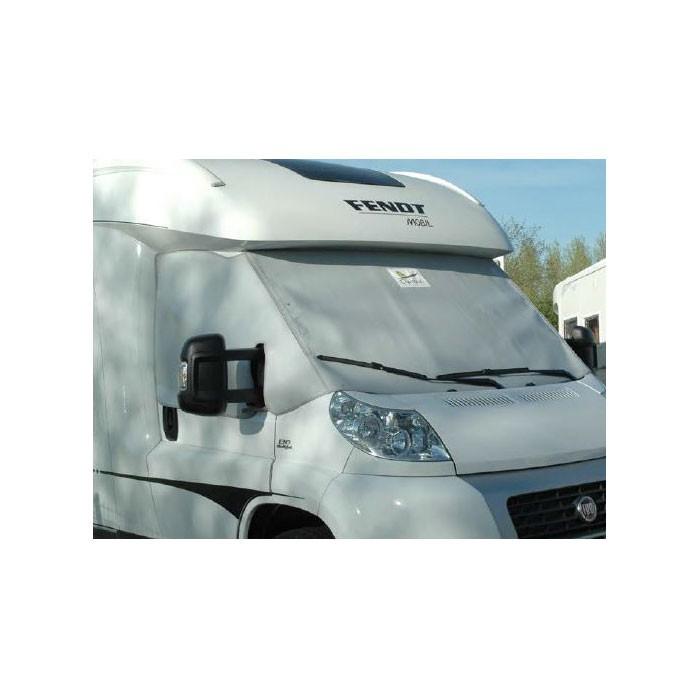 Rideau Isolant Thermoval Pour Renault Trafic De 06/2001 À concernant Rideau Isotherme Exterieur Camping Car