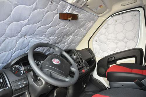 Rideau Isothermique Intérieur Kit Cabine Htd Harmonie Htd intérieur Rideau Isolant Vito