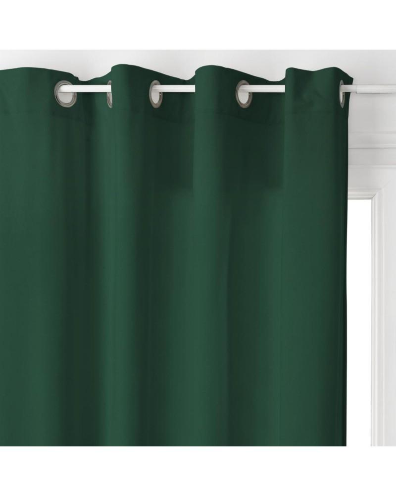 Rideau Lilou Vert 140X260 pour Rideau Enfant Vert