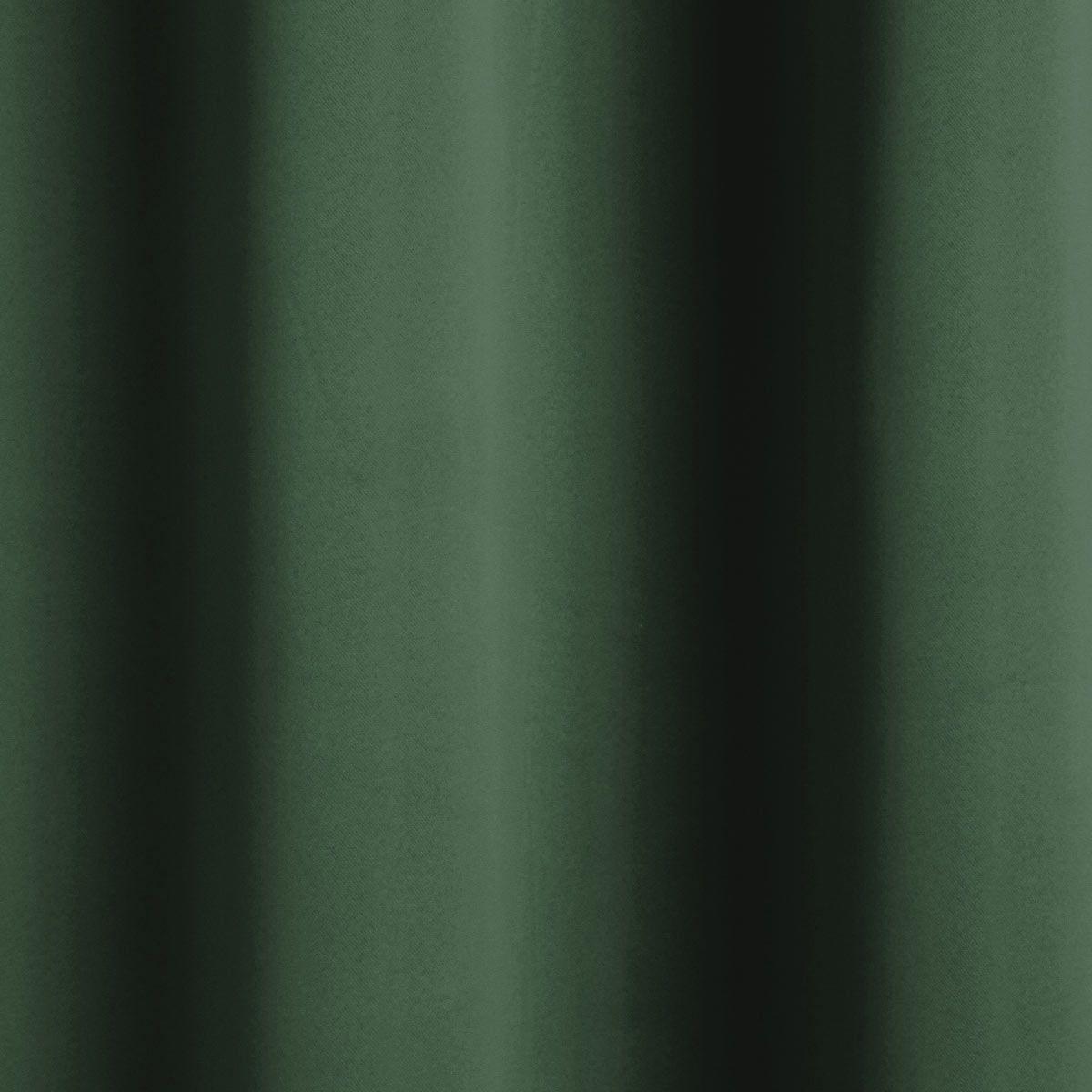 Rideau Occultant Vert Sapin Toledad 140X260 Cm   Kalico pour Rideau Enfant Vert
