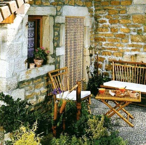 Rideau Portière Chenille/Perle Buis/Corde/Lanière Pvc à Rideau De Perles De Bois Provençaux