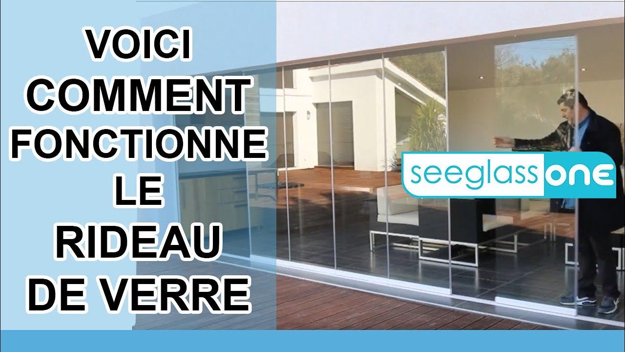 Rideau Pour Balcon. Rideau V Randa Id Es Esth Tiques Pour avec Rideau Plastique Transparent Pour Terrasse