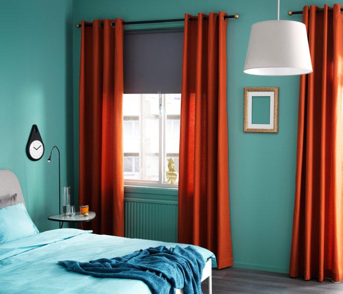 Rideau Salon Ikea | Matelas - Rideau à Rideau Galon Fronceur Ikea