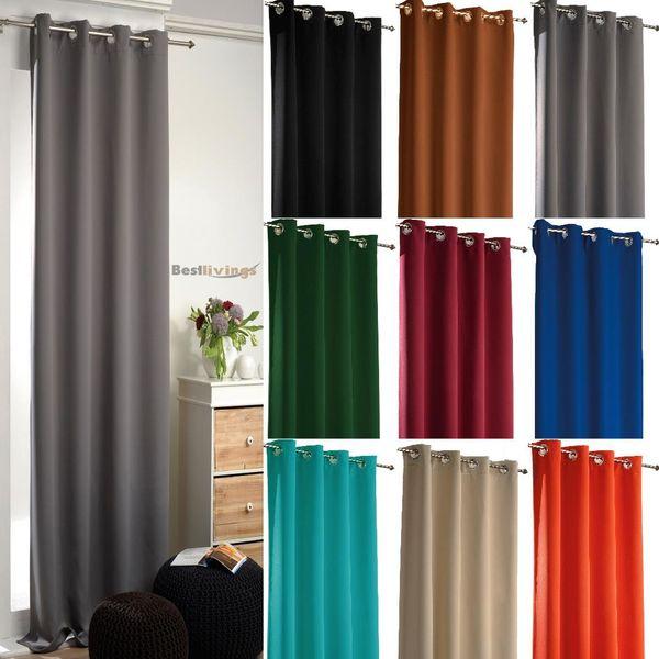 Rideau Store Oeillets Rideau Rideau Black-Out Opaque serapportantà Rideau Insonorisant