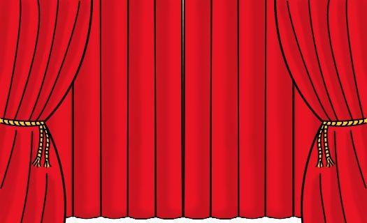 Rideaux Spectacle ,Théatre ,Cinéma(Ouvert, Fermé ,Divers) tout Rideau De Theatre