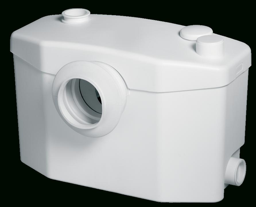 Sanibroyeur Extra Toilet Met Sani - Uw-Badkamer.nl pour Toilette Sanibroyeur