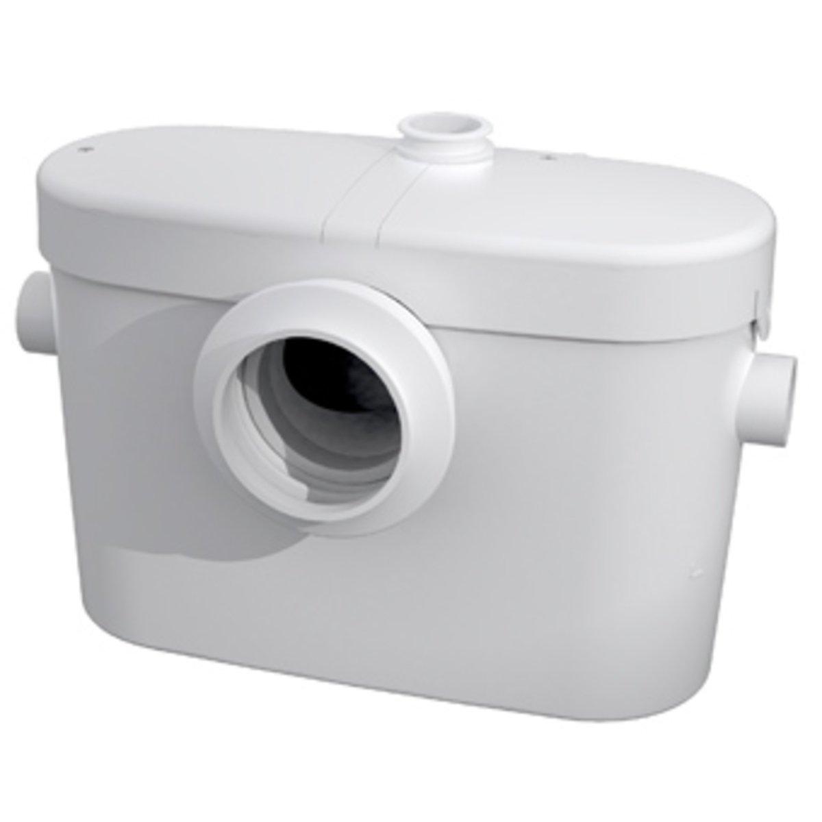 Sanibroyeur Saniaccess 2 Broyeur Sanitaire - 005402 pour Toilette Sanibroyeur