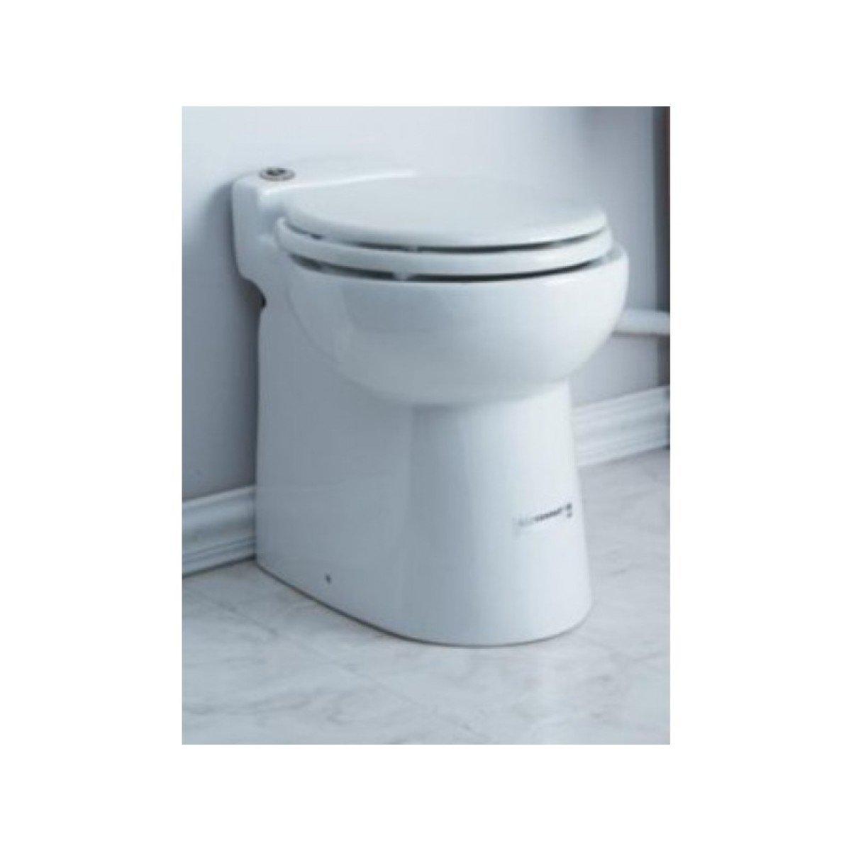 Sanibroyeur Sanicompact C48 Broyeur Sanitaire Dans Cuvette pour Toilette Sanibroyeur
