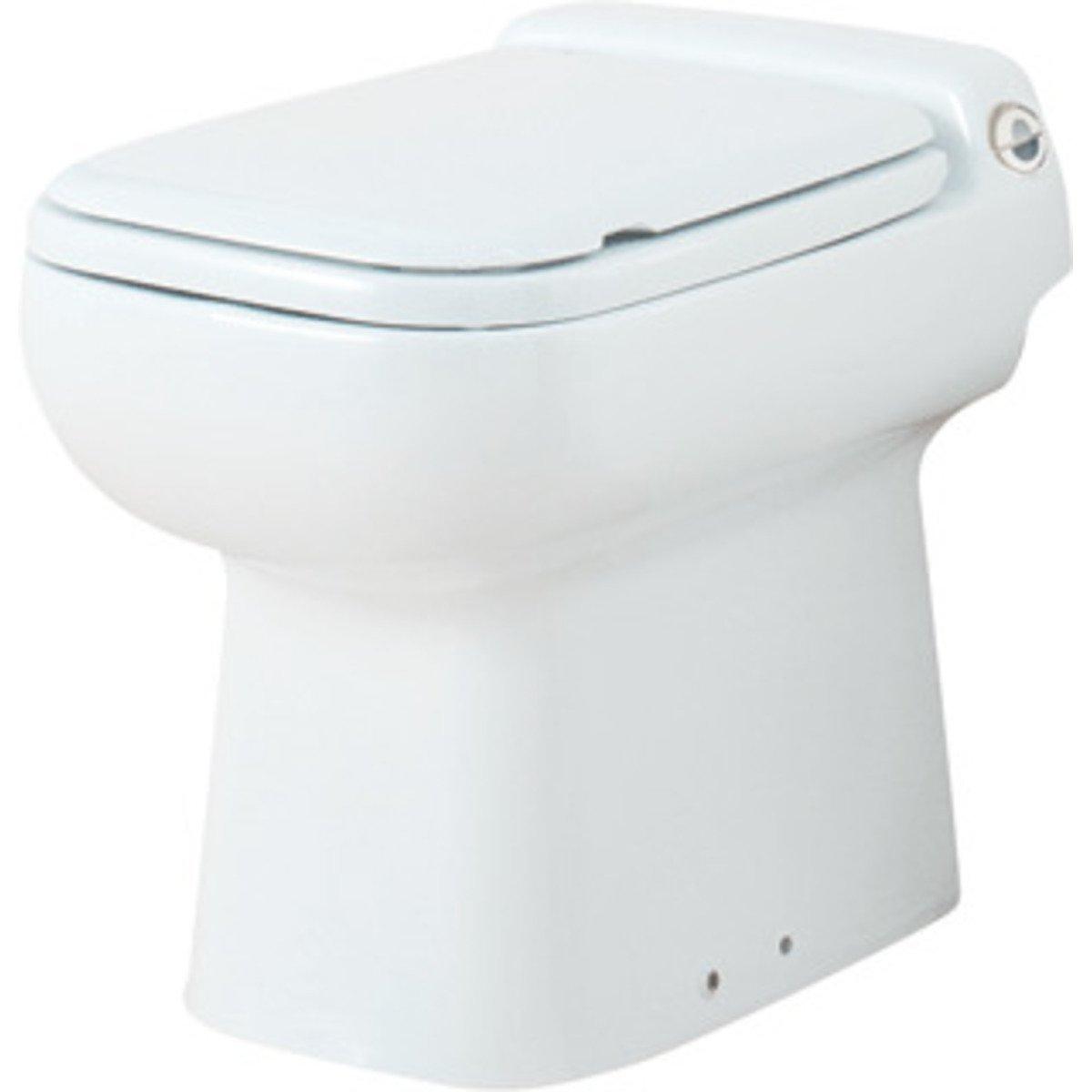 Sanibroyeur Sanicompact Luxe Broyeur Sanitaire Encastrable pour Toilettes Broyeur