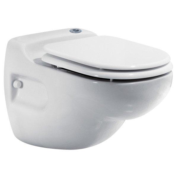 Sanibroyeur Sanicompact Star Broyeur Sanitaire Encastrable dedans Toilettes Broyeur