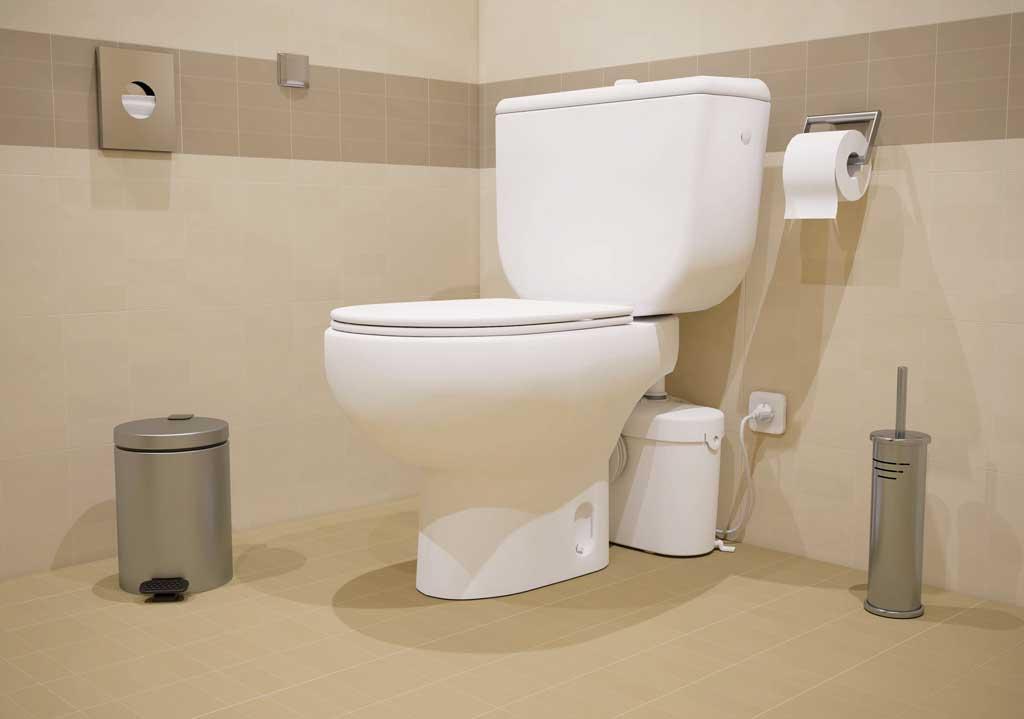 Sanibroyeur - Toilet - Badkamer - Wonen.nl destiné Toilettes Sanibroyeur