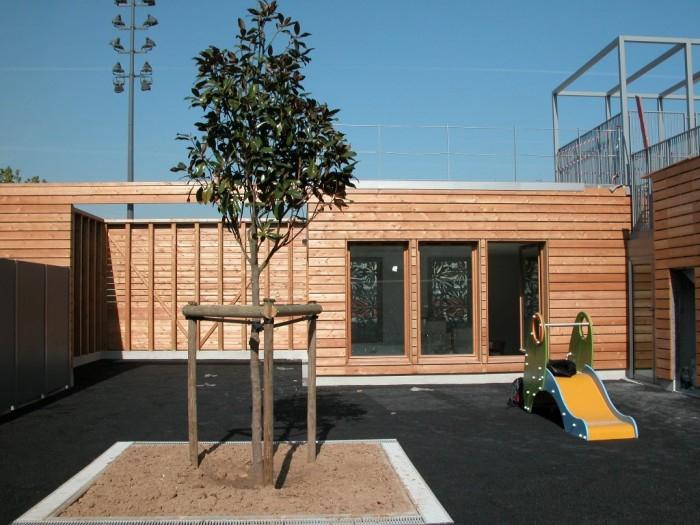 Sarl Rialland - Ossatures Bois Et Bardages - Écoles intérieur 1 Chemin Des Carrières 94310 Orly