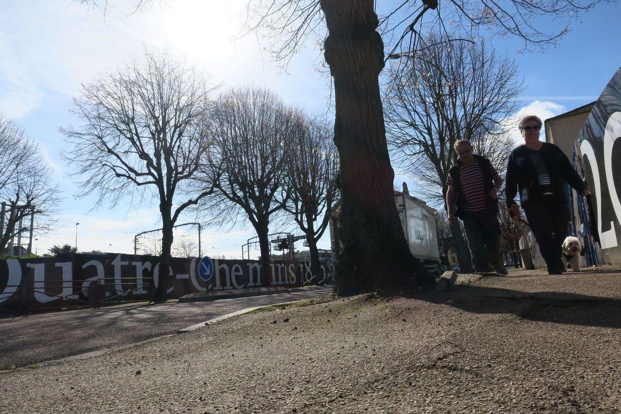 Sceaux : Bientôt 750 Logements Aux Quatre-Chemins - Le dedans Carrefour Sept Chemins