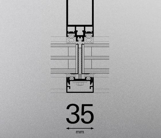 Schüco Fassadensysteme Fws - Architektonische Freiheit In intérieur Rideau Dwg