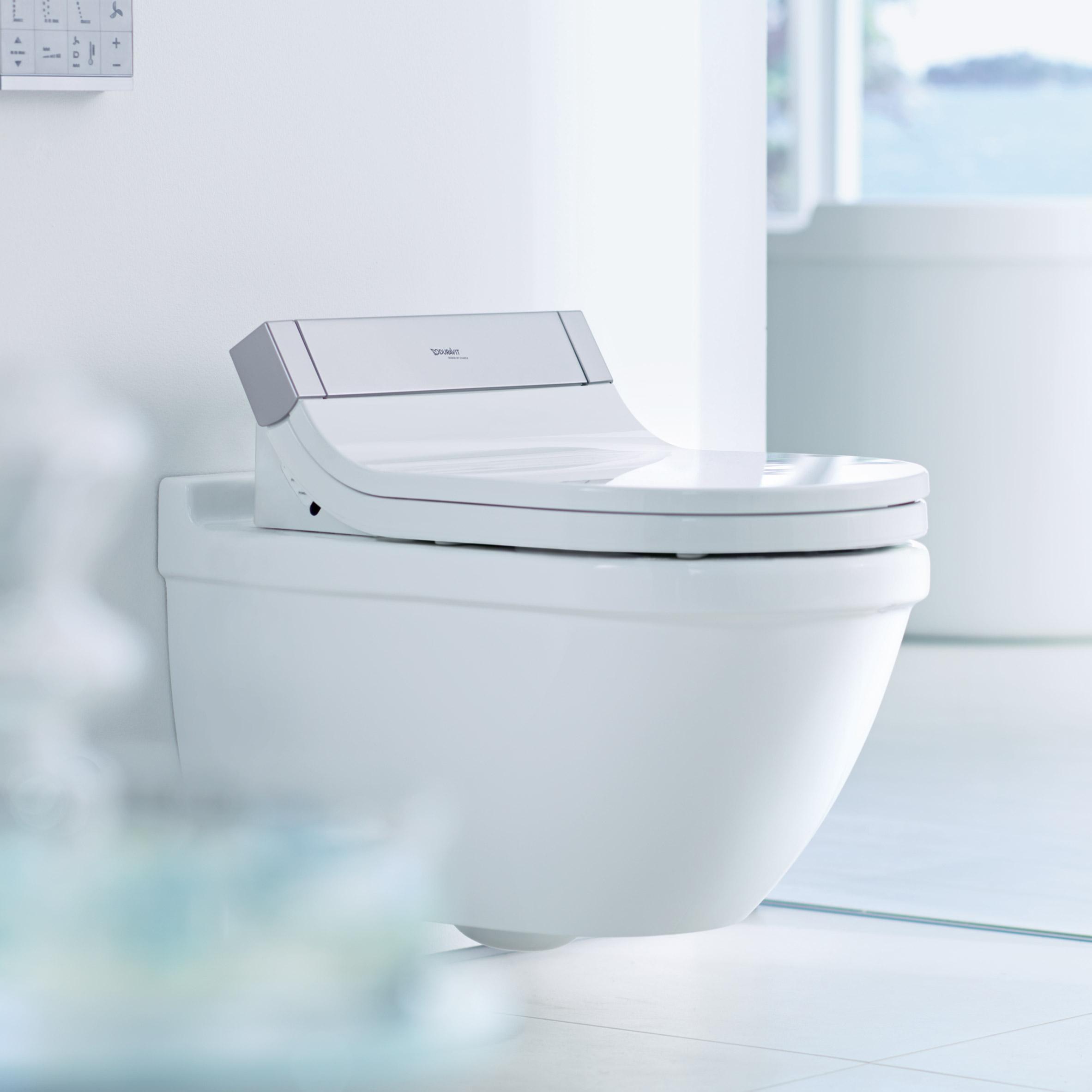 Sensowash® Shower Toilet | Duravit encequiconcerne Toilette Starck