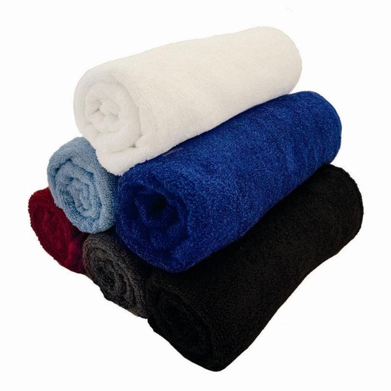 Serviette De Toilette Ou De Bain Pas Cher En Coton, 420 G/M² tout Serviettes De Toilette Pas Cher
