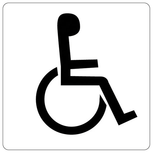 Signaletique Wc - Ziloo.fr concernant Toilettes Handicapés