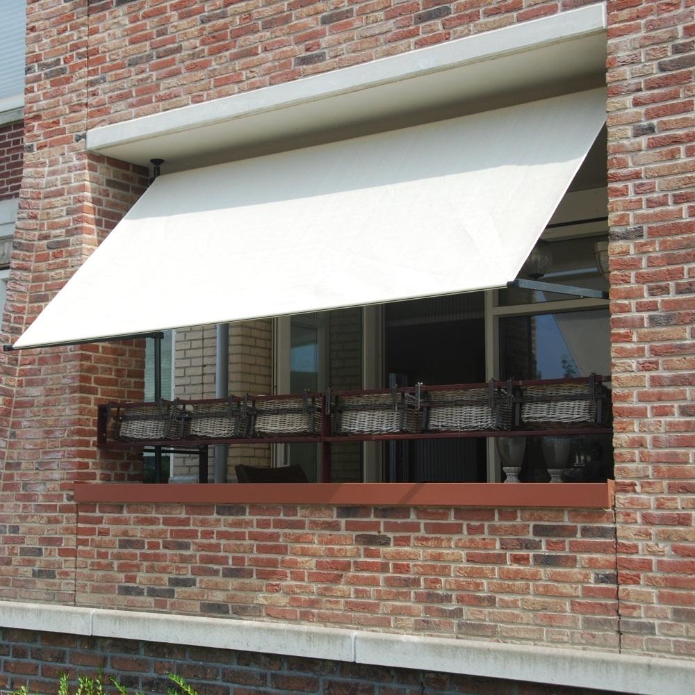 Store Balcon Sans Vis - Structure Autoportante Pour Store tout Rideau Exterieur Balcon