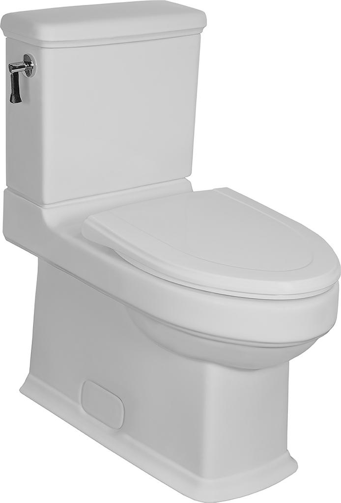 Strada 2-Pc-Toilet Bowl 5655U0 - Villeroy & Boch avec Toilette Villeroy Et Boch