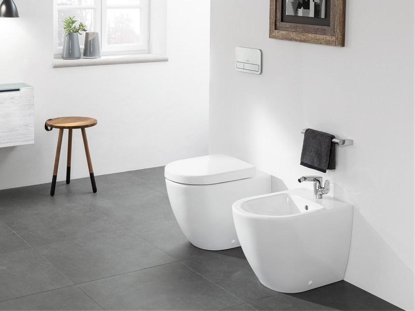 Subway 2.0   Toilet By Villeroy & Boch avec Toilette Villeroy Et Boch
