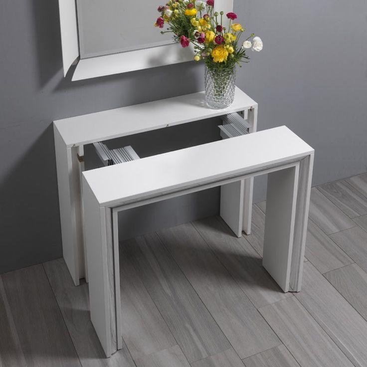 Table Gain De Place 55 Idees Pliantes Rabattables Ou Avec Table Salle A Manger Avec Rallonge Ikea Agencecormierdelauniere Com Agencecormierdelauniere Com