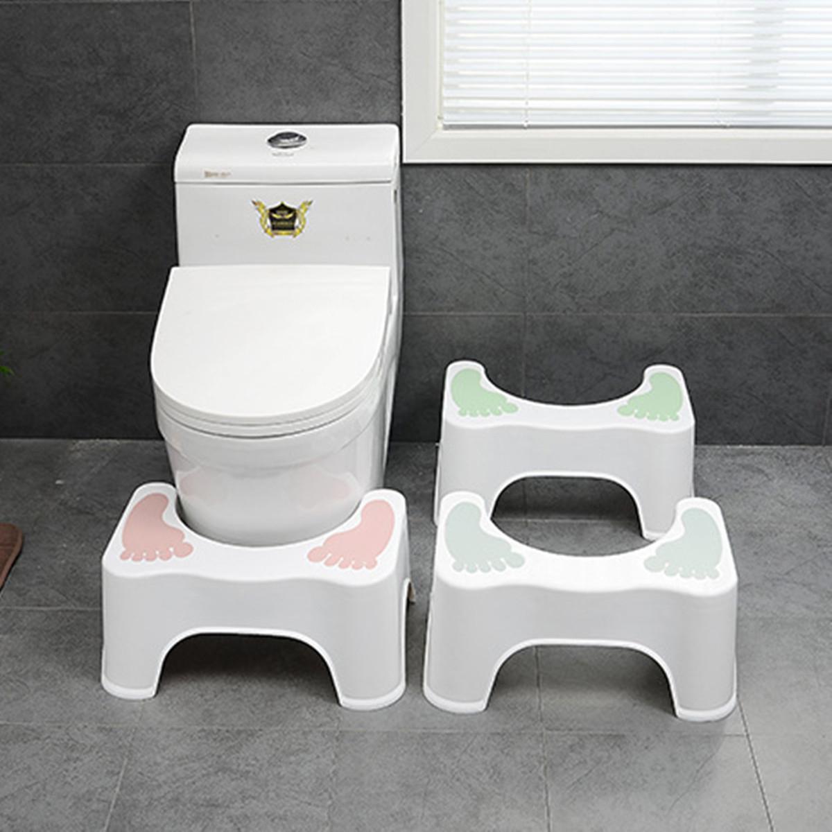 Tabouret Marchepied Toilette Wc Réhausseur Renforcé Mignon avec Rehausseur Toilette Adulte