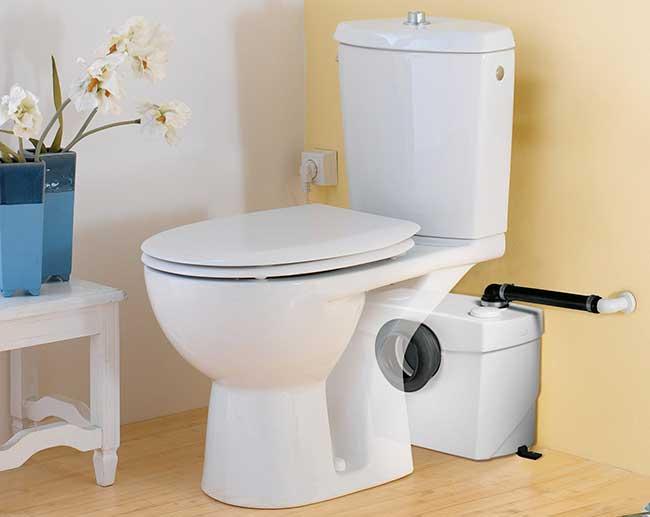 Tarif De Pose Des Wc Sanibroyeur dedans Toilettes Sanibroyeur