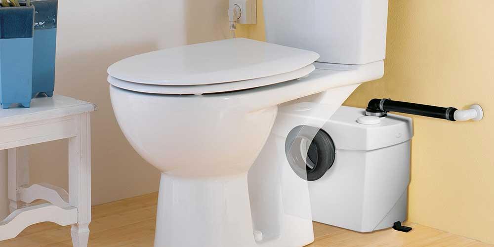 Tarif De Pose Des Wc Sanibroyeur intérieur Toilette Sanibroyeur