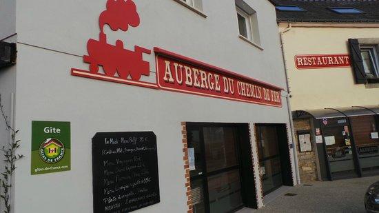 Tartare D'Huîtres Et Saumon Aux Algues - Photo De Auberge encequiconcerne Auberge Du Chemin De Fer