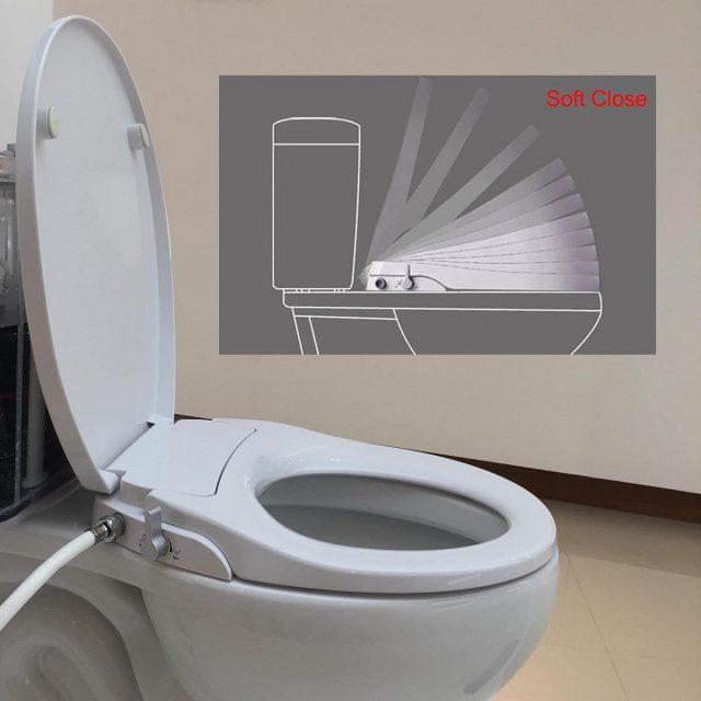 Test De L'Abattant De Wc Japonais I-Kleent - Toilettes serapportantà Toilettes Japonaise