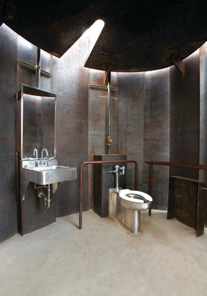 The World'S 10 Best Public Toilets For 2014 - Designcurial dedans Toilettes Publics