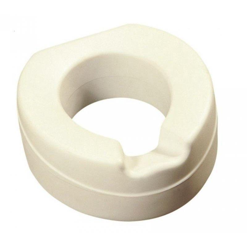 Thuasne Surélévateur De Toilette Souple - Réhausse Wc intérieur Toilette Rehausse