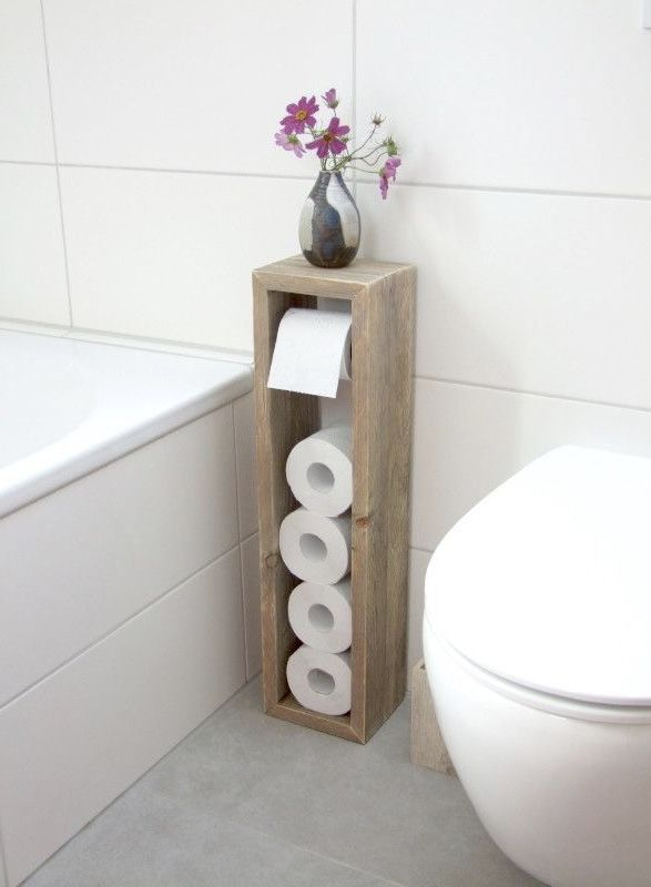 Toilet Paper Storage | Home Diy, Diy Home Decor On A tout Porte Papier Toilette Design