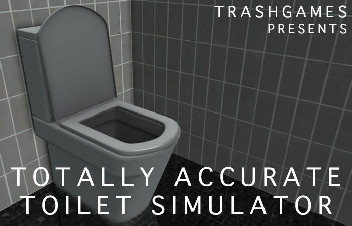 Toilet Simulator ~ Dream Games Ever avec Toilette Simulator