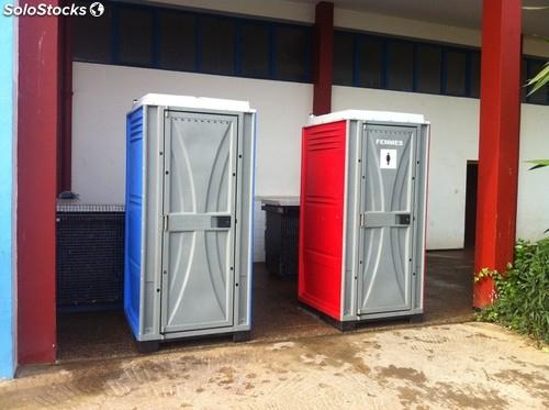 Toilette Chimique Mobile tout Toilettes Chimiques