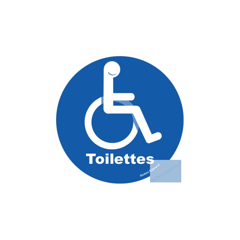 Toilette Handicap tout Toilettes Handicapés