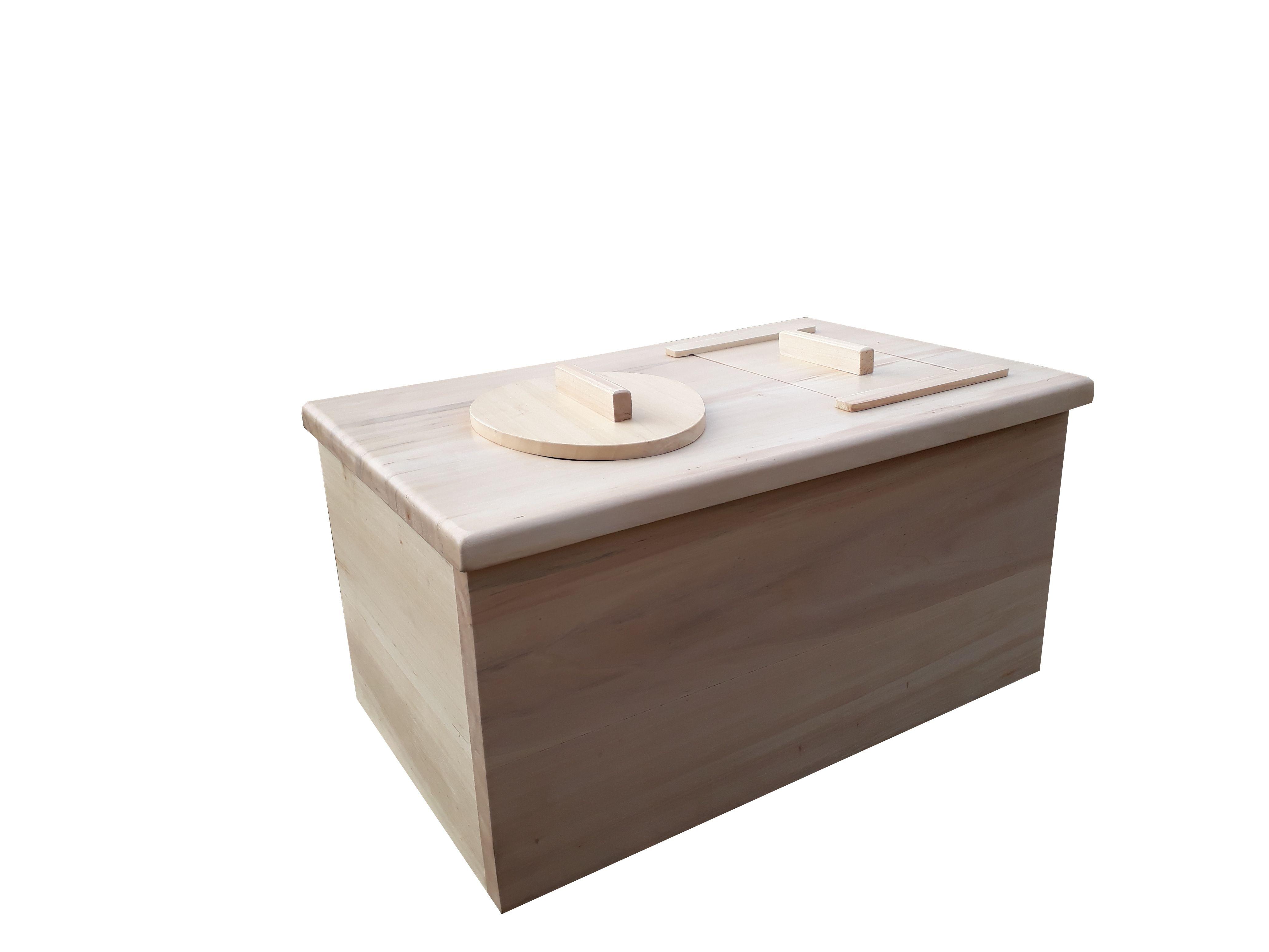 Toilette Sèche À Compost En Bois Pour Enfants. (Avec pour Toilettes Seches Vente