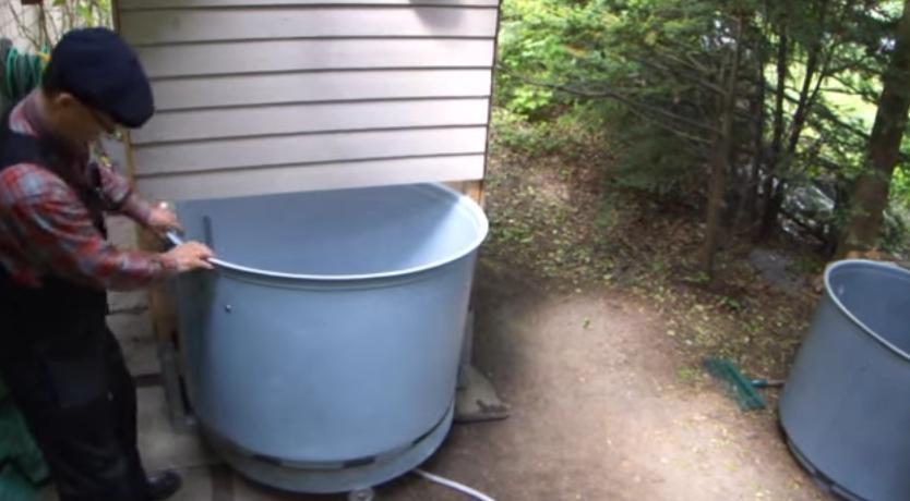 Toilette Sèche À Compost Vu Ekolet En 2020   Toilette tout Toilette Seche Interieur Maison