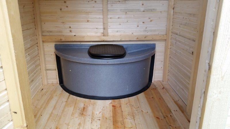 Toilette Sèche À Compost Vu Ekolet | Toilet, Compost, Canning concernant Toilette Seche Construction